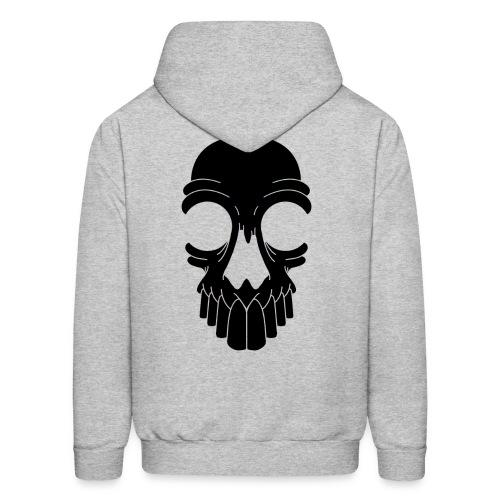 Z10 Skull Logo - Men's Hoodie
