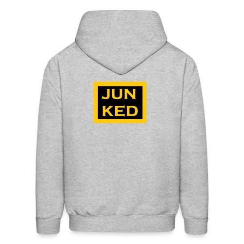 Super Gold Edition JUNKED Design - Men's Hoodie