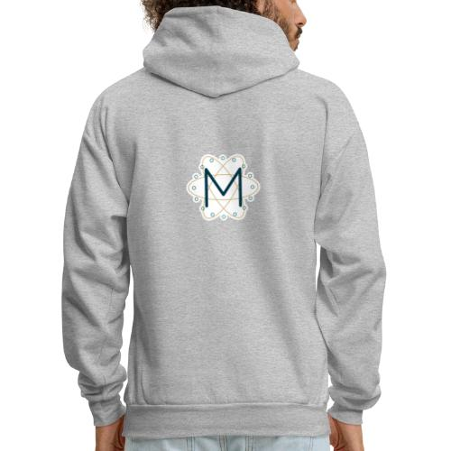 Macca's Tech Logo - Men's Hoodie