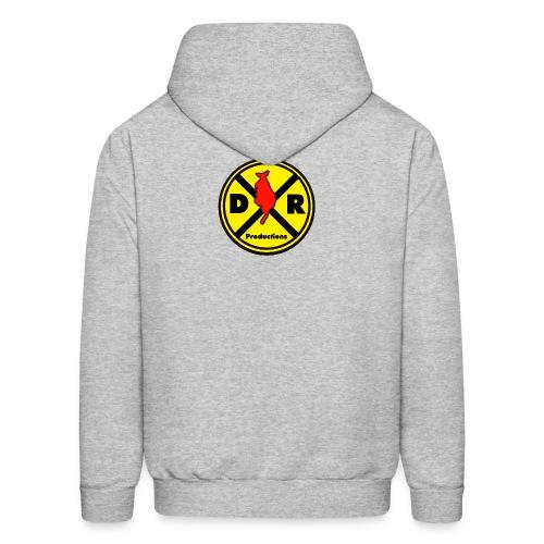 Delmarva Rail Productions Logo - Men's Hoodie