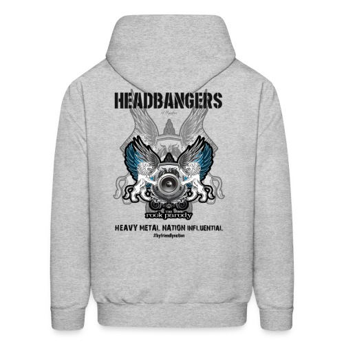 We, The HeadBangers - Men's Hoodie
