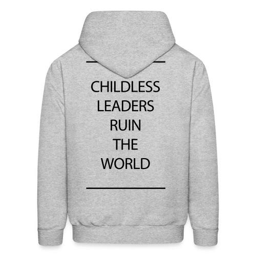 Childless Leaders - Men's Hoodie