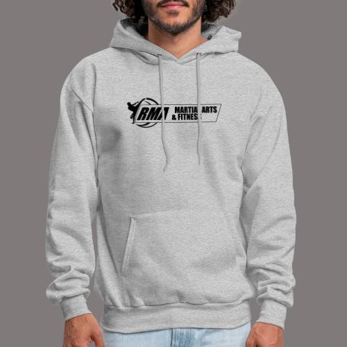 RMA-full-logo-Front-1clr- - Men's Hoodie