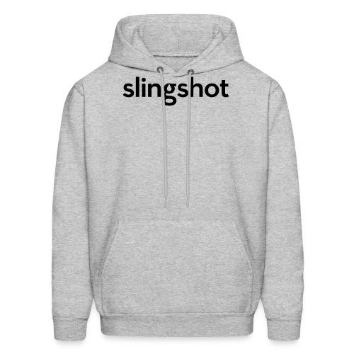 SlingShot Logo - Men's Hoodie