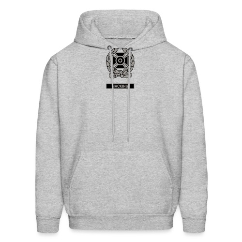 Expert Hacker Qualification Badge - Men's Hoodie