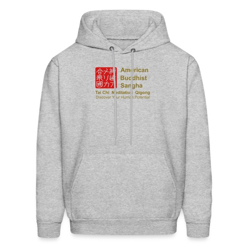 American Buddhist Sangha / Zen Do USA - Men's Hoodie
