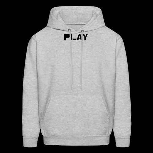 Play - Men's Hoodie