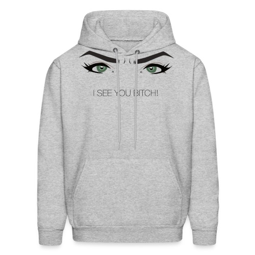 Cardinal´s - I see you bitch! - Men's Hoodie