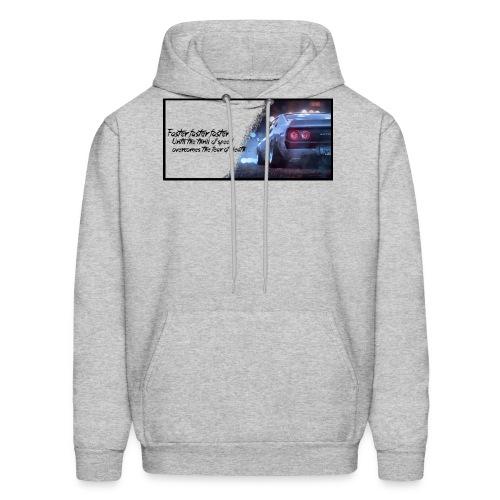 Skyline - Thrill of speed - Men's Hoodie