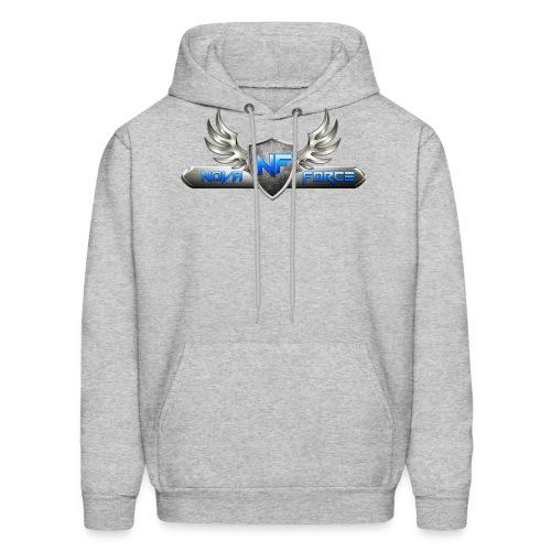 Nova Force Logo - Men's Hoodie