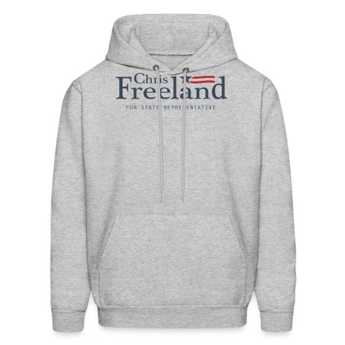 FREELAND FOR STATE REP - Men's Hoodie