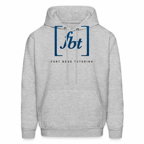 Fort Bend Tutoring Logo [fbt] - Men's Hoodie
