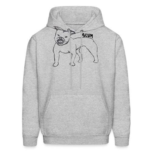 Scum Pitbull - Men's Hoodie
