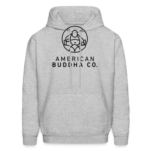 AMERICAN BUDDHA CO. ORIGINAL - Men's Hoodie
