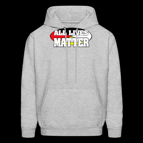 ALL LIVES MATTER - Men's Hoodie