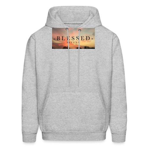 Blessed - Men's Hoodie