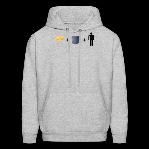 Macaroni Pocket Man Shirt - Men's Hoodie