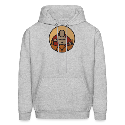 AMERICAN BUDDHA CO. COLOR - Men's Hoodie