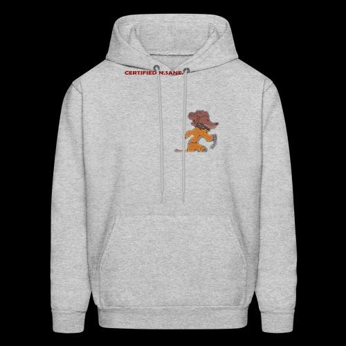 Free Bandicoot (Certified N.Sane). - Men's Hoodie