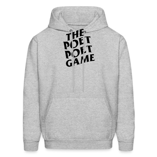 The Poet Game *ASSC* Edition Merch - Men's Hoodie