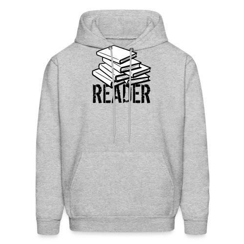reader - Men's Hoodie