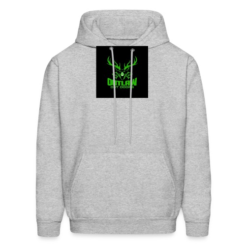 Outlaw Outdoors Logo 2 - Men's Hoodie