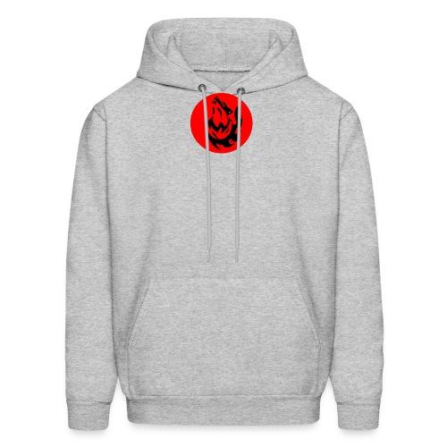 Wolf Logo - Men's Hoodie