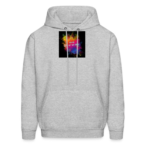 420 a.m. let's get shit done! - Men's Hoodie