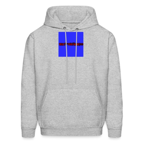 What's your name - Men's Hoodie