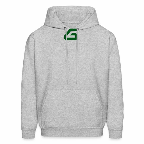 The New Era M/V Sweatshirt Logo - Green - Men's Hoodie