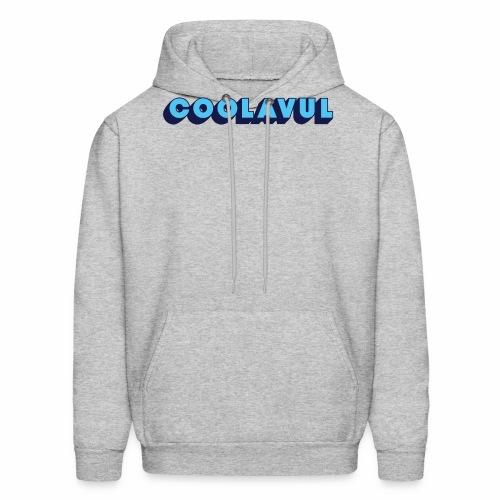 coolavulFunkyBlue - Men's Hoodie