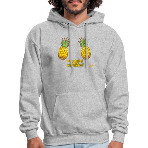 Pineapples - Men's Hoodie