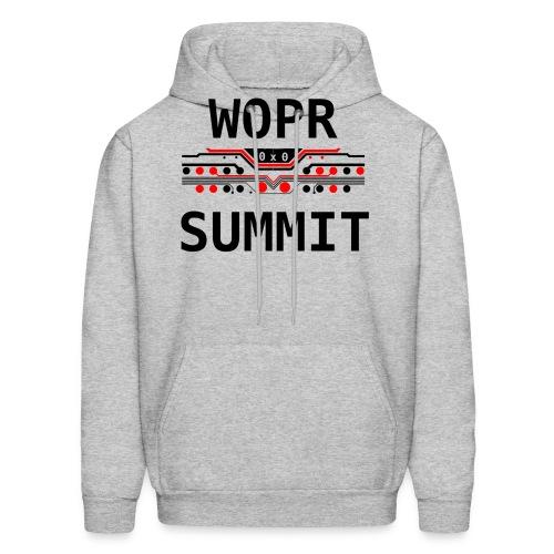 WOPR Summit 0x0 RB - Men's Hoodie