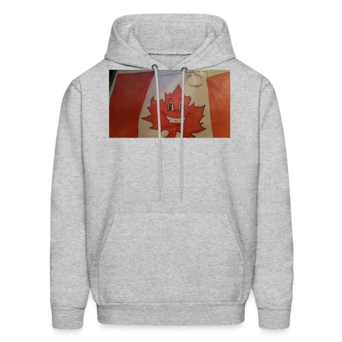New Logo is now on shirts - Men's Hoodie
