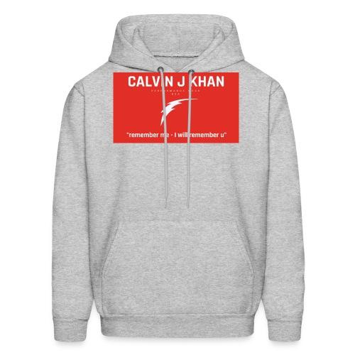 calvin logo 12 - Men's Hoodie