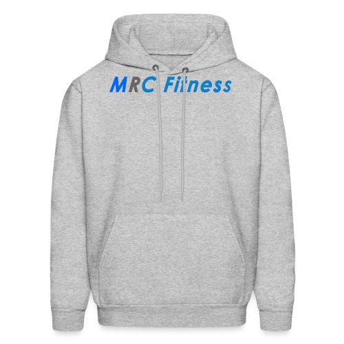 MRC Fitness Logo - Men's Hoodie