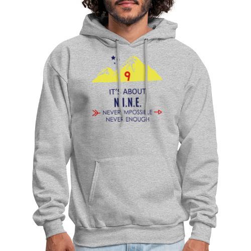 Design Mountain NEW - Men's Hoodie