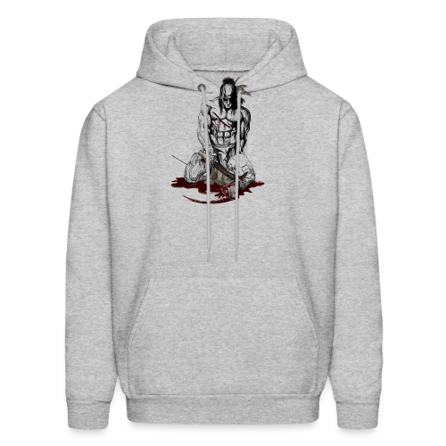Wounded indian - Men's Hoodie