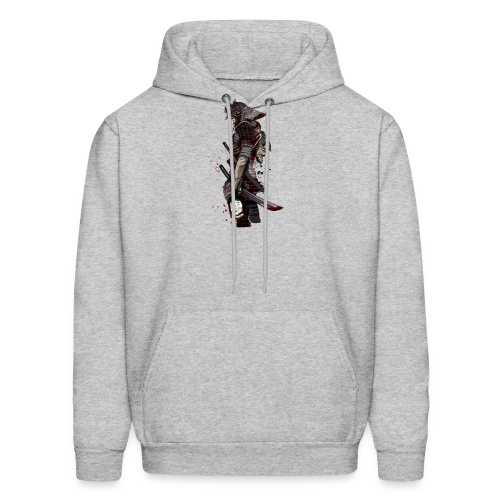 Samurai warrior - Men's Hoodie