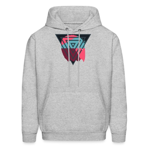 Designer Triangle street wear - Men's Hoodie