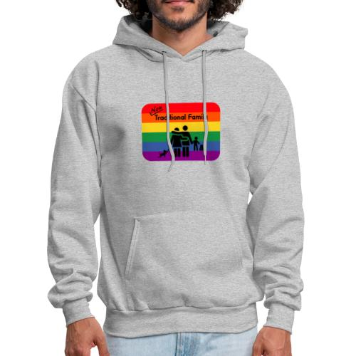 Non Traditional Family - Men's Hoodie