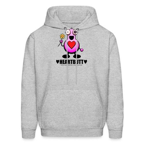 HeartButt - Men's Hoodie