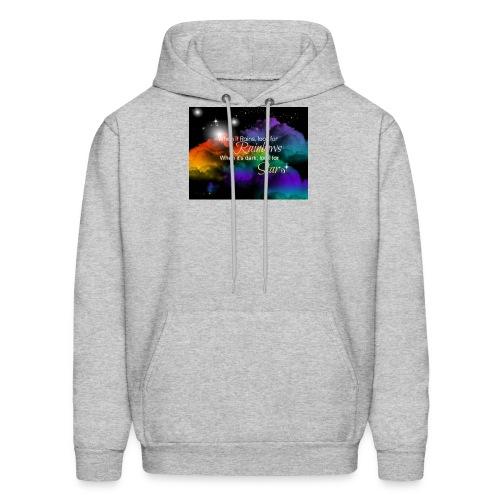 Rainbow - Men's Hoodie