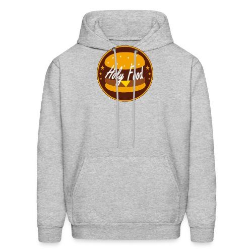 Holy food logo - Men's Hoodie