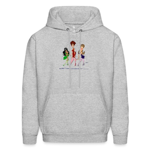 A TURKEY LURKEY CHRISTMAS TO YOU New - Men's Hoodie