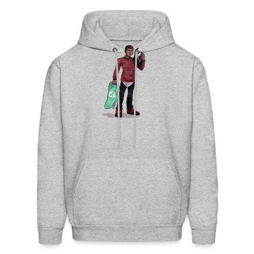 Scary Terry In Designers - Men's Hoodie