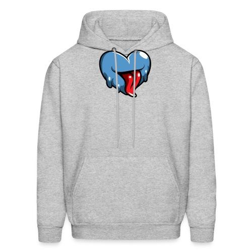 Crazy Heart - Men's Hoodie