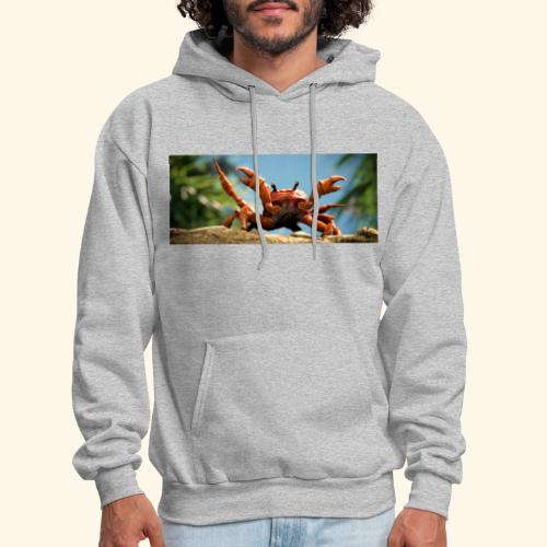 obama is gone crab- Mme Worthy Apparel - Men's Hoodie