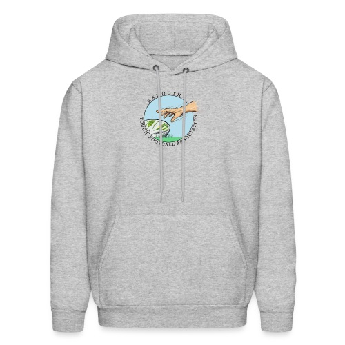 Exmouth Touch Logo - Men's Hoodie
