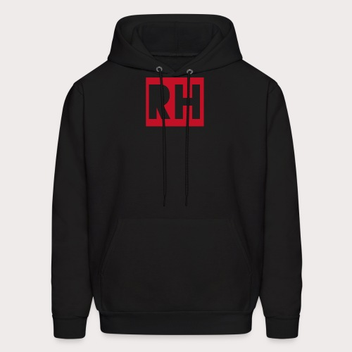 RH Red Head - Men's Hoodie